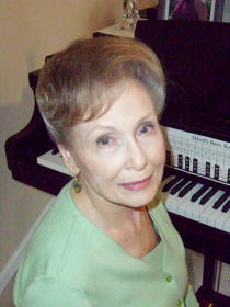 Suzanne Covert Jacksonville Florida Piano Instructor